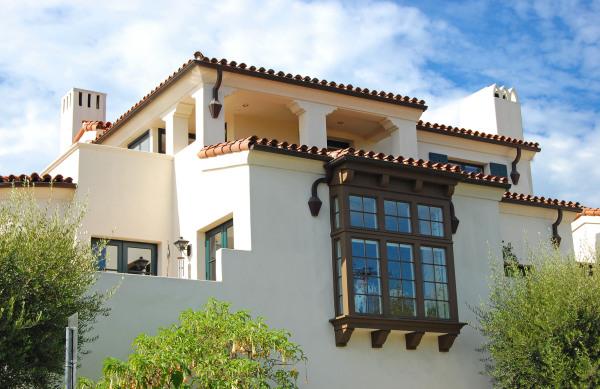 Edwards pitman architects awards for Santa barbara style architecture